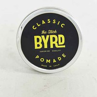 BYRD Classic Pomade 2.50oz- Assorted One