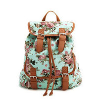 floral backpack forever 21 - Google Search