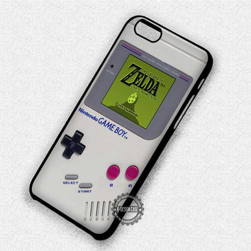 Vintage Gameboy Nintendo Zelda - iPhone 7 6 Plus 5c 5s SE Cases & Covers