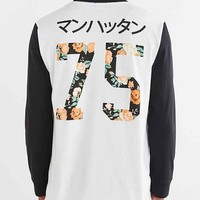 Poolhouse Manhattan 75 Long-Sleeve Tee