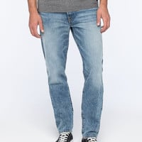 Levi's 501 Ct Indigo Bullet Mens Tapered Jeans Light Blast  In Sizes