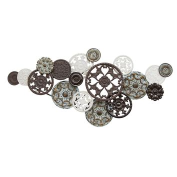 Antique Medallion Cluster Wall Decor By Stratton Home Dã©Cor