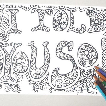 i told you so coloring book page colouring image funny cool doodle doodling joke download colouring book printable digital lasoffittadiste