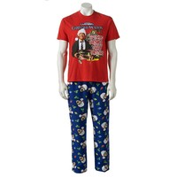 National Lampoon's Christmas Vacation 2-pc. Sleep Set