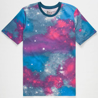 Nike Sb Nebula Mens T-Shirt Blue Combo  In Sizes