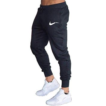 New Gym Casual Men Sweatpants Joggers