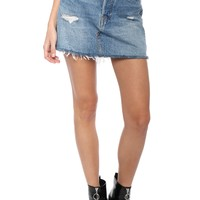 Levi's Hole In One Skirt