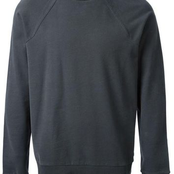 DCCKIN3 Paul Smith raglan sleeve sweatshirt