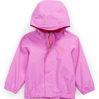The North Face 'Tailout' Hooded Rain Jacket (Baby Girls) | Nordstrom