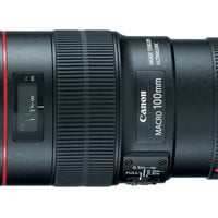 Canon EF 100mm f/2.8L Macro IS USM | Canon Online Store