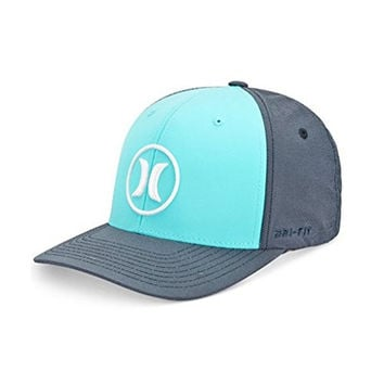 Hurley Dri-Fit Bali Hat - Beta Blue - S/M