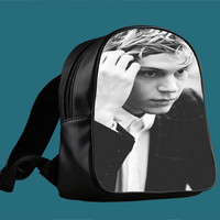 evan peters american horror story for Backpack / Custom Bag / School Bag / Children Bag / Custom School Bag *