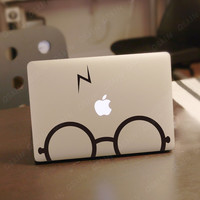 Potter- Decal laptop Stickers macbook decal macbook pro decal macbook air decal 1040