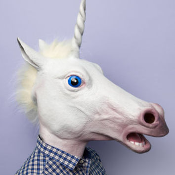 Magic Unicorn Mask