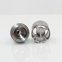 MJB-4TM48 Male digital titanium naisl for wax 14mm 18mm domeless titanium nail gr2 titanium nails for Glass Bong
