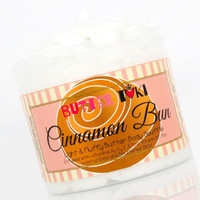 CINNAMON BUN Body Butter Soufflé 4oz