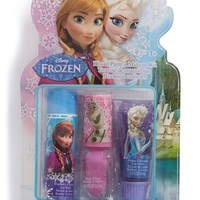 Girl's Master Toys 'Disney's Frozen' Makeup Kit (Set of 3)