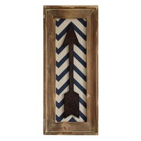 Belle Maison Arrow Wall Decor (Blue)