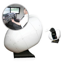 OVO-4 Home Flight Simulator - buy at Firebox.com