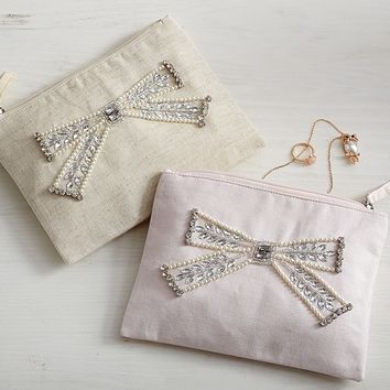 Beaded Jewelry Pouches