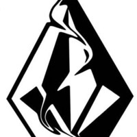 Volcom Smoke Vinyl Car Laptop Window Wall Decal