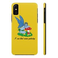 Meme Fairy Phone Case