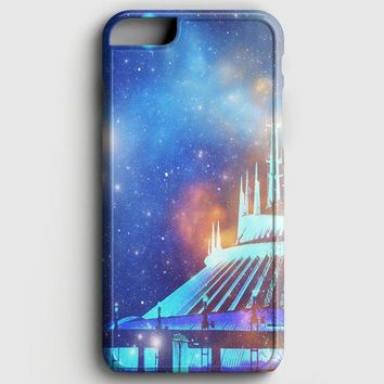 Space Mountain Walt Disney iPhone 6/6S Case