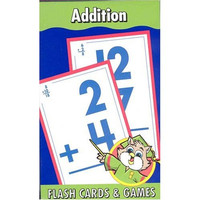 Addition Home Learning Tools Flash Cards & Games