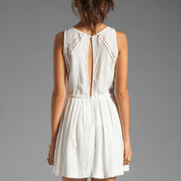 Dolce Vita Konomi Dress in White from REVOLVEclothing.com