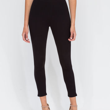 Basic Need Fitted Leggings GoJane.com