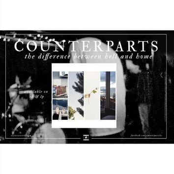 Counterparts: Between Hell And Home Poster