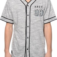 Ninth Hall Outfield Baseball Jersey
