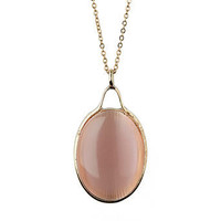 Reversible catseye pendant - View All - Jewellery  - Accessories - Dorothy Perkins