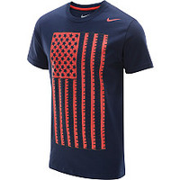 NIKE Men's USA Core Plus Short-Sleeve T-Shirt