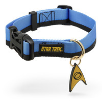 Star Trek Uniform Dog Collar - Medium Red