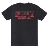 SPOOPY THINGS T-SHIRT