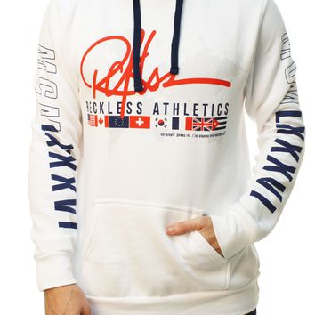 Young & Reckless Men's Playoff Pullover Hoodie