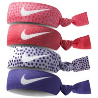Nike Print Hairbands (4-Pack) | Nordstrom