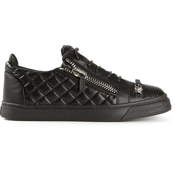 Giuseppe Zanotti Design quilted sneakers