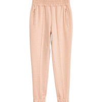 Joggers with Creases - from H&M
