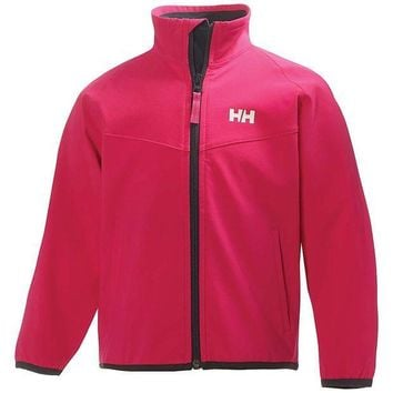 MDIGPL1 Helly Hansen Kids' Softshell Jacket