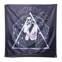 Panic! At The Disco Just Lay In The Atmosphere Banner