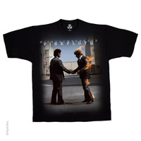 Pink Floyd - Wish You Were Here T Shirt on Sale for $19.95 at HippieShop.com