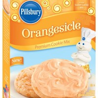 Pillsbury, Orangesicle, Premium Cookie Mix, 17.5oz Box (Pack of 2)