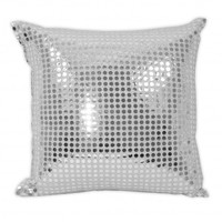 Wake Up Frankie - Sequin Square Dec Pillow - click for more colors! : Teen Bedding, Pink Bedding, Dorm Bedding, Teen Comforters