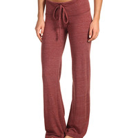 Alternative Eco-Heather Long Pant Eco True Burgundy - Zappos.com Free Shipping BOTH Ways
