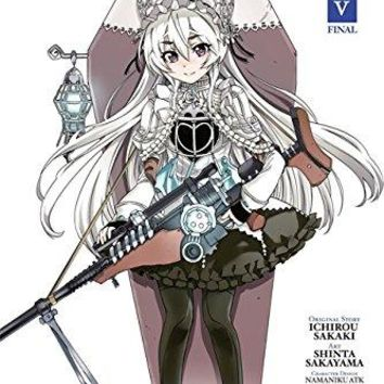 Chaika - the Coffin Princess 5 Chaika: the Coffin Princess
