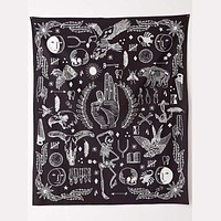 Occult Wisdom Tapestry