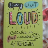 On Secret Wings | Living Out Loud: Activities to Fuel a Creative Life by Keri Smith - Free Shipping | Online Store Powered by Storenvy