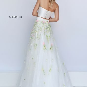 Sherri Hill 50196 Prom Dress